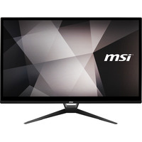 MSI Pro 22XT 10M-008EU All-in-one pc - Zwart