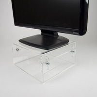 Neomounts by Newstar NSMONITOR40 réhausseur pour moniteur/ordi portable Support d'écran - .....