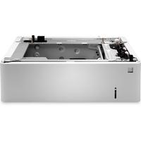 HP Color LaserJet medialade voor 550 vel Papierlade