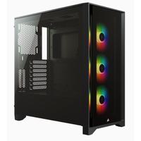 Corsair iCUE 4000X RGB Boîtier d'ordinateur - Noir