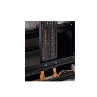 Black Box cable tray for 42U soundproof cabinet Rack toebehoren - Zwart
