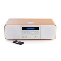 Thomson 50 W, Bluetooth, FM, USB, AAA Chaîne Hi-Fi - Blanc