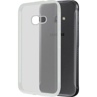 Azuri Cover glossy TPU - transparent - voor Samsung Galaxy Xcover 4 & Xcover 4s - Transparant