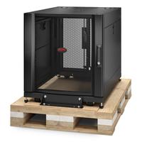 "APC NetShelter SX AR3003SP 12U 600mm(b) x 900mm(d) 19"" IT rack met zijpanelen, Shock packaging Stellingen/racks - ....."