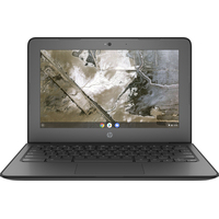 HP Chromebook 11A G6 EE Laptop - Zwart