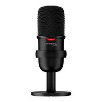 HyperX SoloCast Microphone - Noir