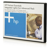 Hewlett Packard Enterprise iLO Advanced 1 Server License with 3yr 24x7 Tech Support and .....