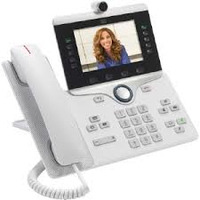 Cisco IP Phone 8865 Téléphone IP - Blanc