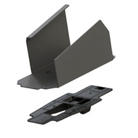 ENS Metal FlexiPole Backplate for Ingenico Move 3000 and 5000 - Noir