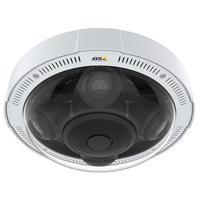 Axis P3719-PLE Beveiligingscamera - Zwart,Wit