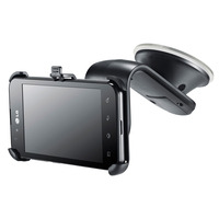 LG P920 CAR CRADLE Houders - Zwart