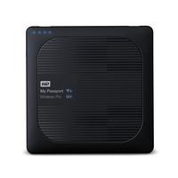 Western Digital My Passport Wireless Pro Externe draadloze HDD 1TB Zwart Externe harde schijf