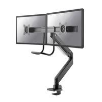 """Neomounts by Newstar NM-D775DXBLACK support de bureau à suspension à gaz 2 écrans jusqu'à 32"""" ....."""