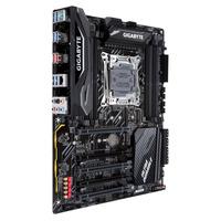 Gigabyte Intel X299, LGA2066, 8x DIMM DDR4, 5x PCI-E x16, USB 2.0/3.1, RJ-45, PS/2, ATX, 305x244 mm Moederbord