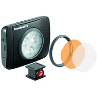 Manfrotto 5600K, 0.074kg, black Flash - Noir