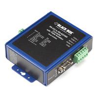 Black Box ICD200A Seriële coverters/repeaters/isolatoren - Zwart, Blauw