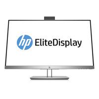 HP EliteDisplay E243d Moniteur - Gris, Argent