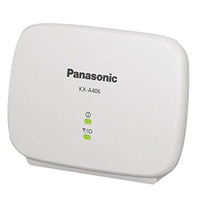 Panasonic KX-A406 Station de base DECT - Blanc