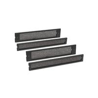 APC Dust Filter Pack Netshelter CX 38U 2 Small Filters & 2 Large Filters Accessoire de racks - Noir