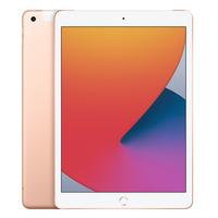 "Apple iPad (2020) WiFi + Cellular 128GB 10,2"" Goud Tablet"