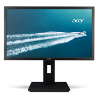 Acer B6 B246WLbmdprx Monitor - Grijs