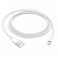Apple Lightning-naar-USB-kabel (1 m) - Wit