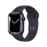 Apple Watch Series 7 (2021) GPS 41mm Midnight Smartwatch