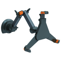 Value Holder for IPad/Ebook/Tablet, Wall- / Under Cabinet Mount 4 Joints Supports