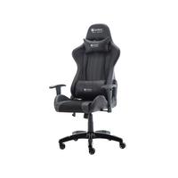 Sandberg Commander Gaming Chair Black Chaise