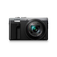 Panasonic Lumix DMC-TZ80 Digitale camera - Zwart, Zilver