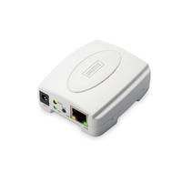 Digitus Serveur d'impression Fast Ethernet, USB 2.0 Serveur d'impression - Blanc