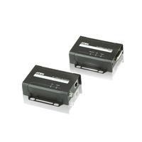 ATEN VE601 AV extenders - Zwart