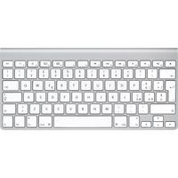 Apple Wireless Keyboard - Italian, White - QWERTY Clavier - Blanc