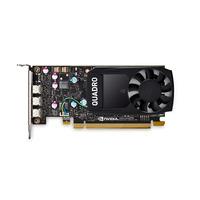 PNY NVIDIA Quadro P400 V2, 5120 x 2880, 60 Hz, 2 GB GDDR5, 64-bit, PCI Express x 16 3.0, 3 x mDP 1.4, Shader 5.1, .....