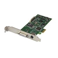 StarTech.com Carte d'acquisition vidéo HD PCIe - Carte capture vidéo HDMI, DVI, VGA ou composante 1080p .....