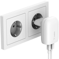 Belkin WCB004VFWH Chargeur - Blanc