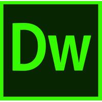 Adobe Dreamweaver Software licentie
