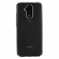 Accezz Clear Backcover Huawei Mate 20 Lite - Transparant / Transparent