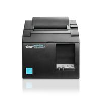 Star Micronics TSP143IIIBI-230 Imprimante point de vent et mobile - Gris