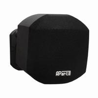 APart Black mini HiFi pro design speaker 50 Watts 8 Ohm Haut-parleur - Noir