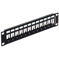 DeLOCK 43326 Patch panel accessoire