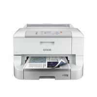 Epson WorkForce Pro WF-8010DW Inkjet printer - Zwart, Cyaan, Magenta, Geel