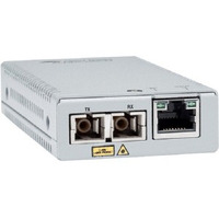 Allied Telesis AT-MMC2000/SC-960 Netwerk media converters - Grijs