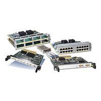 Cisco 4 port Multi-flex Trunk Voice/Clear-channel Data T1/E1 Module Module de réseau voix