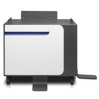 HP Armoire pour imprimante couleur de gamme LaserJet 500 Meuble d'imprimante - Gris
