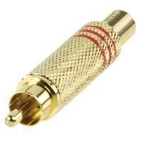 Valueline CC-011R Connecteur de câble