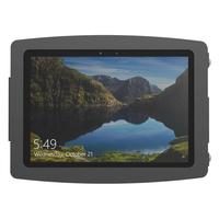 Compulocks Space MS Surface Go Security Display Enclosure - Black - Zwart