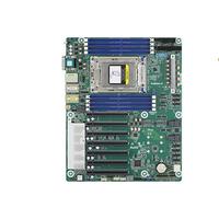 Asrock ATX, AMD, 8 DIMM slots, DDR4, PCIe 4.0 x 16, 8 x SATA3, RJ45, D-Sub, USB Type C, COM port, M.2 Moederbord