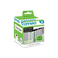 DYMO LW - Grote LAF-labels - 59 x 190 mm - S0722480 Etiket - Wit