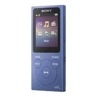 Sony Walkman NW-E394 Lecteur MP3 - Bleu